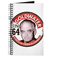 Goldwater-2 Journal
