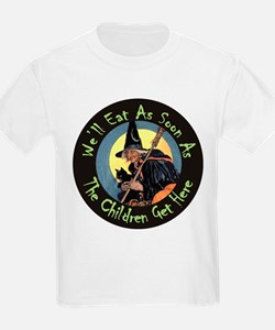 WITCH - WE'LL EAT T-Shirt