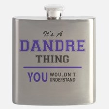 It's DANDRE thing, you wouldn't understand Flask