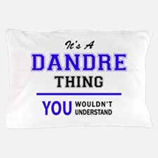 It's DANDRE thing, you wouldn't unders Pillow Case