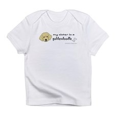 Cute Big sister little sister sorority Infant T-Shirt