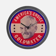Goldwater-1 Wall Clock