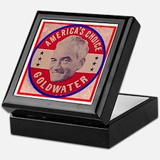 Goldwater-1 Keepsake Box