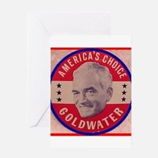 Goldwater-1 Greeting Card