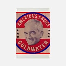 Goldwater-1 Rectangle Magnet