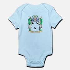 Lawson Coat of Arms - Family Crest Body Suit