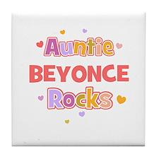 Beyonce Tile Coaster