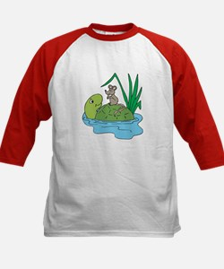 Cute Turtle & Mouse Tee