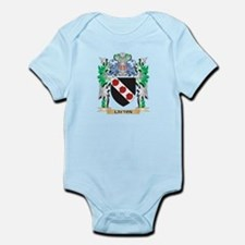 Layton Coat of Arms - Family Crest Body Suit
