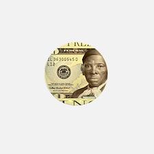 Harriet Tubman $20 Bill Mini Button