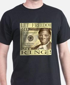 Harriet Tubman $20 Bill T-Shirt