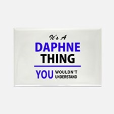 It's DAPHNE thing, you wouldn't understand Magnets