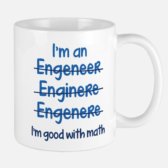 I'm Good With Math Mugs