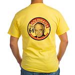 Goldwater-2 Yellow T-Shirt