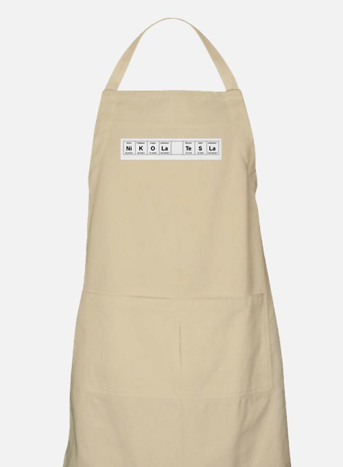 Cute Periodic table of the elements Apron