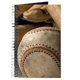 Softball journal Stationery