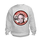 Goldwater-2 Kids Sweatshirt