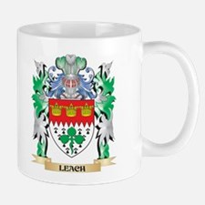 Leach Coat of Arms - Family Crest Mugs