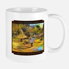 Parc Monceau, Paris Mugs