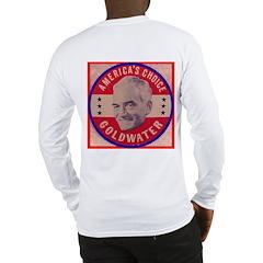 Goldwater-1 Long Sleeve T-Shirt