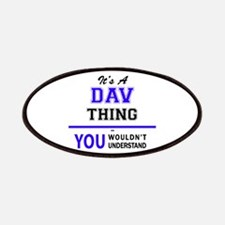 It's DAV thing, you wouldn't understand Patch