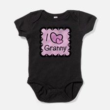 Cute Grandchildren Baby Bodysuit