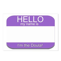 Doulas Postcards (Package of 8)