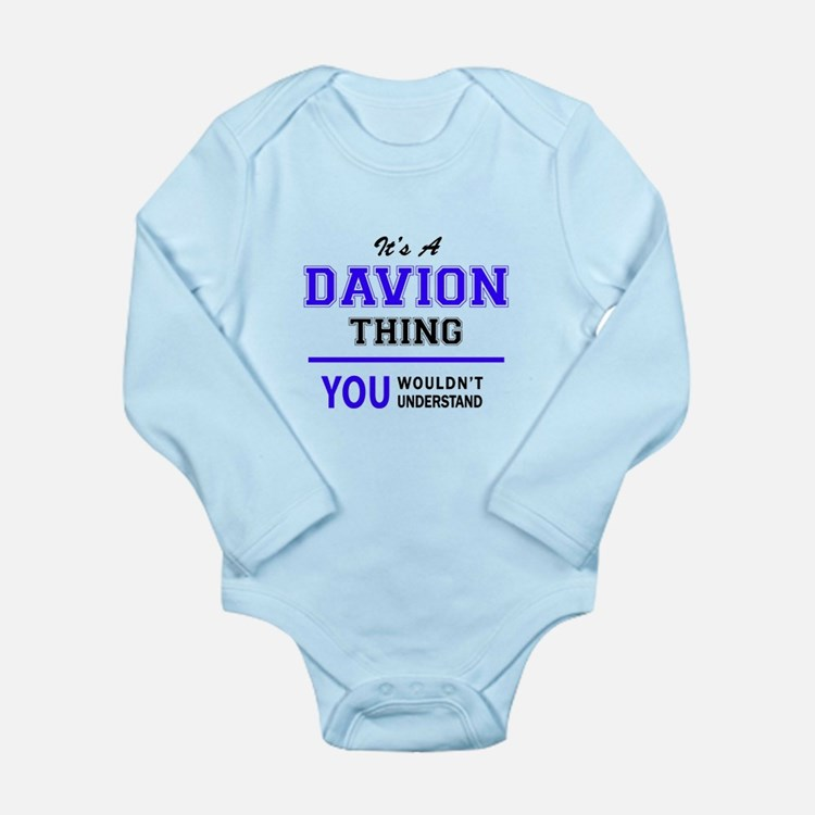 It's DAVION thing, you wouldn't understa Body Suit