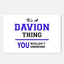 It's DAVION thing, you wo Postcards (Package of 8)