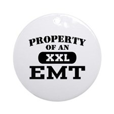 Property of an EMT Ornament (Round)