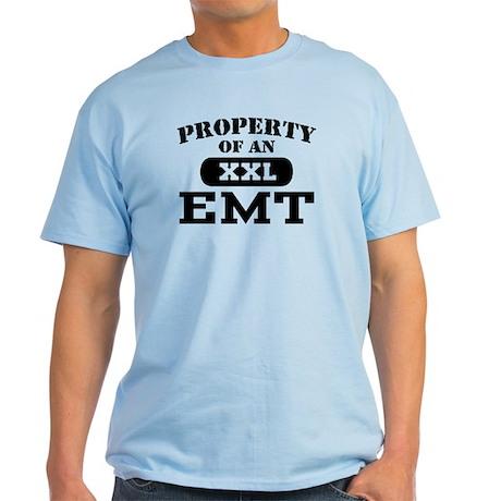 Property of an EMT Light T-Shirt
