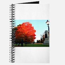 Gettysburg Cemetary Journal