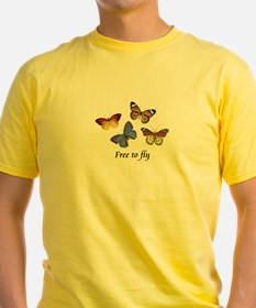 Free To Fly T