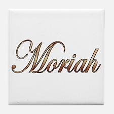 Cute Moriah Tile Coaster