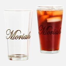 Cute Moriah Drinking Glass