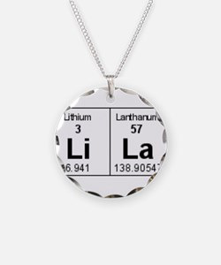 Funny Learn Necklace