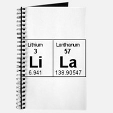 Funny Periodic table elements Journal