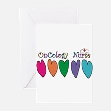 Oncology Nurse Greeting Cards
