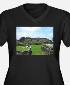 Ruins of Tulum Plus Size T-Shirt