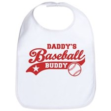 Cute Baseball Bib