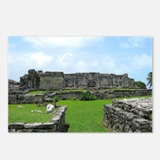 Ruins of Tulum Postcards (Package of 8)
