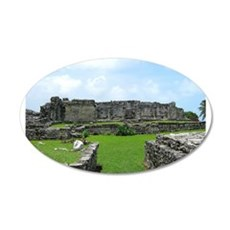 Ruins of Tulum Wall Decal