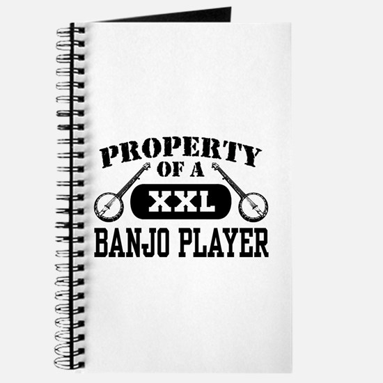 Property of a Banjo Player Journal