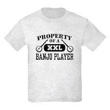 Property of a Banjo Player T-Shirt