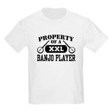 Property of a Banjo Player T-Shirt