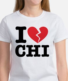 I Hate Chicago T-Shirt