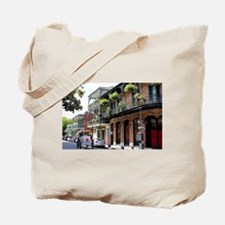 French Quarter Street Tote Bag