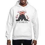 If The Shoe Fits Hooded Sweatshirt