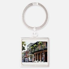 French Quarter Street Keychains