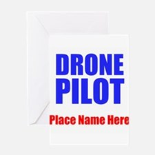 Drone Pilot Greeting Cards